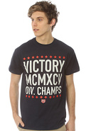 Men&#39;s The Division Champs Tee in Navy, T-shirts