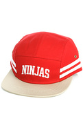 Men's The McCarren Camper in Red, Hats