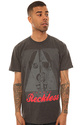 Men's The Fall Out Tee in Charcoal, T-shirts