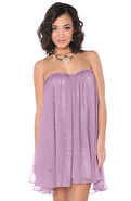 Women&#39;s The Icing Dress in Violet, Dresses