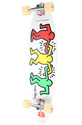 Unisex&#39;s Haring Linkup Long Board, Skate