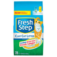 Fresh Step Regular Clay Cat Litter