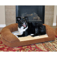 K&amp;H Pet Products Ortho Bolster Sleeper