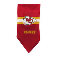 Kansas City Chiefs Dog Collar Bandana