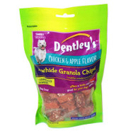 Dentley's Rawhide Munchy Chunk Chicken & Apple Gra
