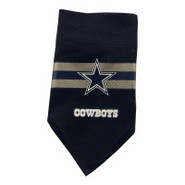 Dallas Cowboys Dog Collar Bandana