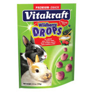 Vitakraft Wildberry Drops for Rabbits