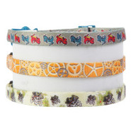 Whisker City Fun Prints Breakaway Cat Collars