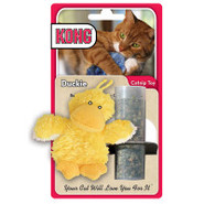 KONG&amp;reg Refillable Catnip Toys