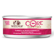 Wellness CORE Grain-Free Turkey &amp; Duck Formula Cat
