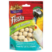 Kaytee Fiesta Krunch-A-Rounds Bird Treats
