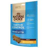 NUTRO NATURAL CHOICE Tartar Control All Natural Ad