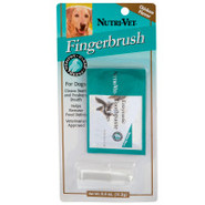 Nutri-Vet Finger Brush Kit for Dogs