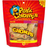 Scott Pork Chomps Crunchy Bones