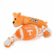 Pets First Tennessee Volunteers Plush Collegiate D