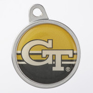 TagWorks Georgia Tech Yellow Jackets Personalized
