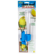 JW Pet Clean Seed Silo Bird Feeders