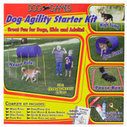Kyjen Dog Games Dog Agility Starter Kit