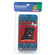 Top Paw iPhone Case - Rottweiler