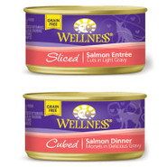 Wellness Salmon Dinner for Cats