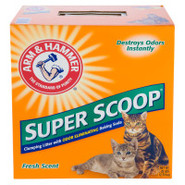 Arm &amp; Hammer Super Scoop Clumping Cat Litter