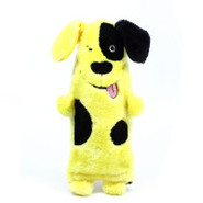 Plush Puppies Water Bottle Buddies Dog Dog Toy