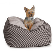 K&amp;H Deluxe Cuddle Cube Pet Bed