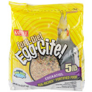 Forti Diet Egg-Cite Cockatiel Food