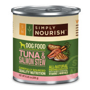 Simply Nourish Tuna &amp; Salmon Dog Food