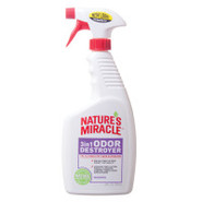Nature's Miracle 3 in 1 Odor Destroyer - Unscented
