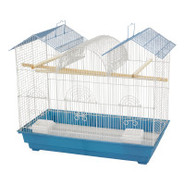 Triple Roof Parakeet Cage by Prevue
