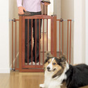 Richell USA One-Touch Pet Gate