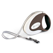 Flexi Coffee Collection Retractable Leash