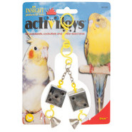 Insight Activitoys Dice Bird Toy