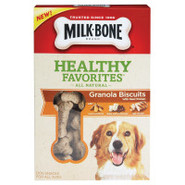Milk Bone Healthy Favorites Granola Biscuits Dog S
