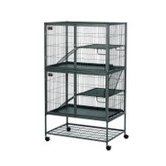 Midwest Ferret Nation Double Unit Home with Stand