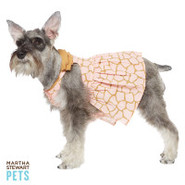 Martha Stewart Pets Ruffle Dress