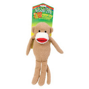ToyShoppe Woolly Monkey Dog Toy