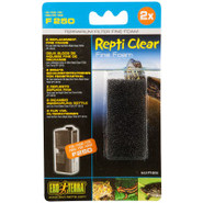 Exo Terra Repti Clear F250 Filter Fine Foam