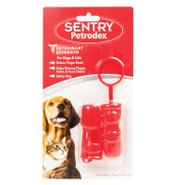 SENTRY Petrodex Deluxe Finger Toothbrush for Dogs 