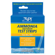 Ammonia Aquarium Test Strips