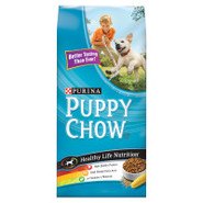 Purina Puppy Chow Healthy Life Nutrition