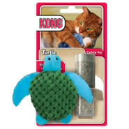 KONG  Soft Turtle Toy - with Catnip
