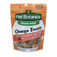 Pet Botanics Healthy Omega Salmon Flavor Treats fo