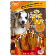 Carolina Prime Sweet Tater Fries Dog Treats