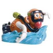 Top Fin&reg Hasbro Mr. Potato Head Snorkeling Aqua