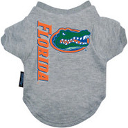 Florida Gators Logo Pet T-Shirt