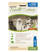 Sentry Natural Defense Natural Flea and Tick Squee