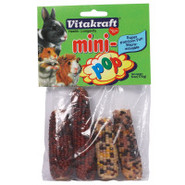 Vitakraft Small Animal Mini Pop Corn Cobs
