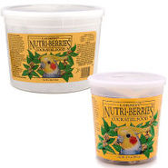 Lafeber&#39;s Nutri-Berries Cockatiel Bird Food